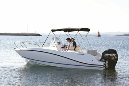 Rental Motorboat Quicksilver 605 Kos