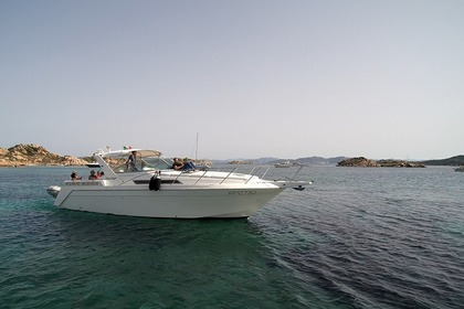 Verhuur Motorboot Chris Craft 42 La Maddalena