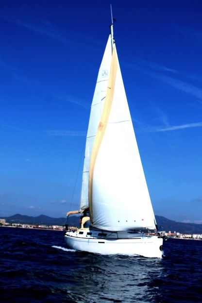 Rental Sailboat Dufour 325 Grand Large Fréjus