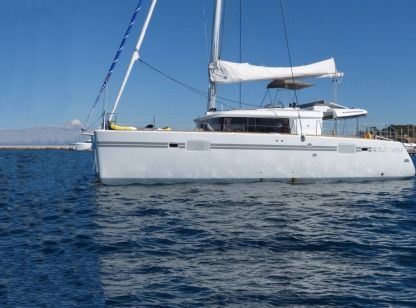 Location Catamaran Lagoon 450 F Canet-en-Roussillon