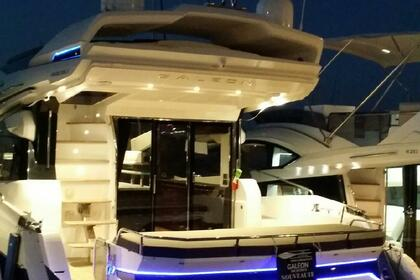 Rental Motorboat GALEON SKY DECK 56 Martinique