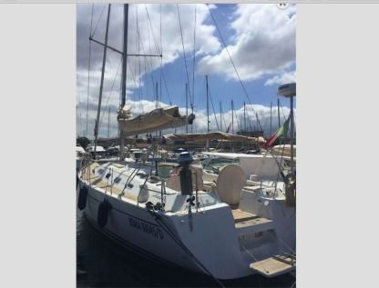 Rental Sailboat Hanse Hanse 46.1 Palermo