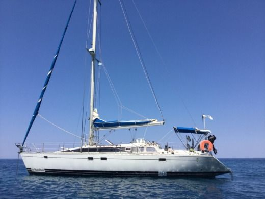 Sailboat Kirie Feeling 446 for hire