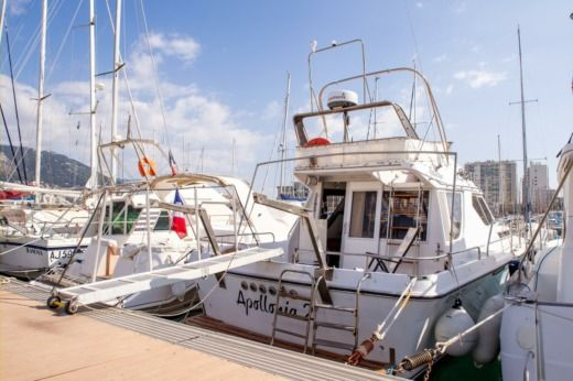 POWLES POWLES 36 in Toulon for hire