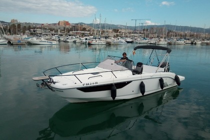 Hire Motorboat Beneteau Flyer 8 Sun Deck Mataró