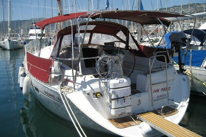 Location Voilier BENETEAU OCEANIS 361 CLIPPER Toulon