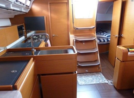 Sailboat Beneteau First 45