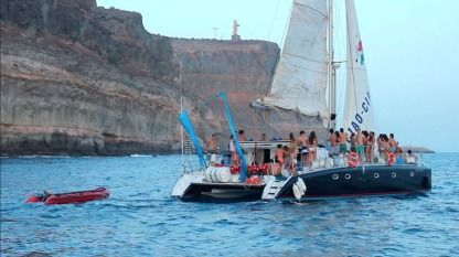 Location Catamaran Dufour 14 Pasito Blanco