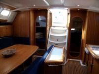 Dufour Gib Sea 51 in Corfu for hire