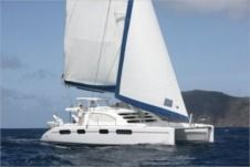 Catamaran Leopard 46 for hire