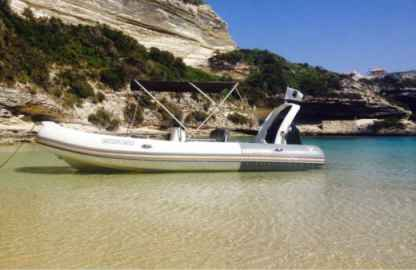 Rental RIB Zodiac Medline 2 150Cv Bonifacio