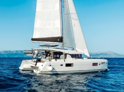 Location Catamaran Lagoon 42 Split