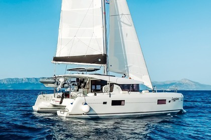 Rental Catamaran LAGOON 42 Split