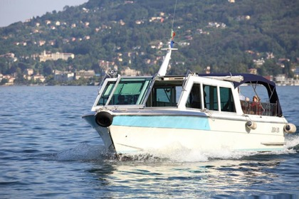 Rental Motorboat Batello tipico 12 metri Baveno