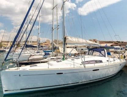 Charter Sailboat Beneteau Oceanis 50 Lavrio