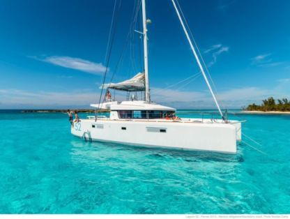 Location Catamaran Lagoon 52 Huahine