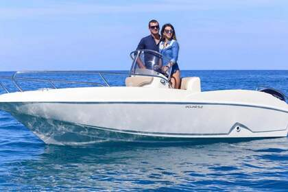 Rental Motorboat Jaguar 5.4 Open Tropea