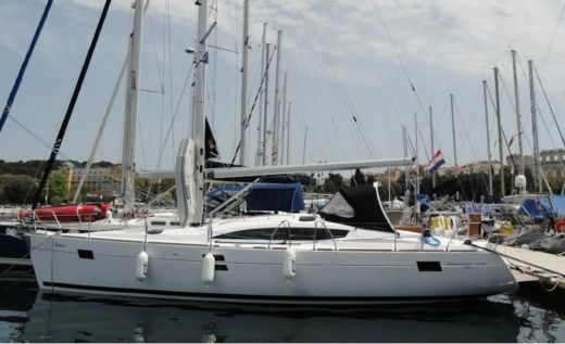 Sailboat Elan Marine Elan 444 Impression
