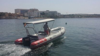 Location Semi-rigide Tiger Marine 600 Palma de Mallorca
