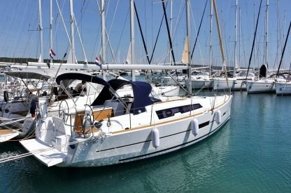 Rental Sailboat Dufour 382 Grand Large Sukošan
