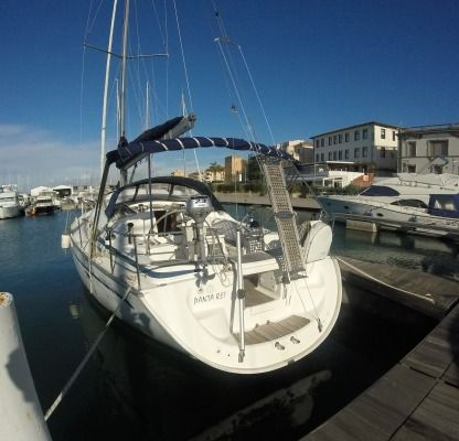 Charter Sailboat Bavaria 42 Cruiser San Vincenzo