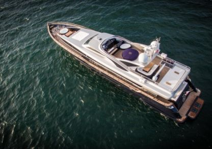 Miete Motorboot H Luxury Yachting 2015 Bodrum
