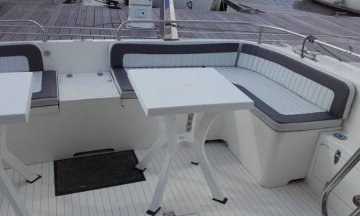 Barca a motore Marine Project Princess 45 tra privati