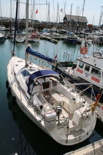 BAVARIA Cruiser 42 in Dunkerque for hire