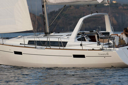 Location Voilier BENETEAU OCEANIS 41 Cannigione