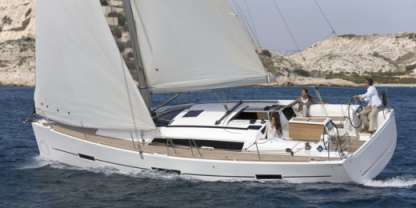 Rental Sailboat Dufour 410 Tropea