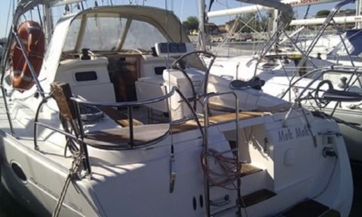 Rental Sailboat Elan 384 Impression Zadar