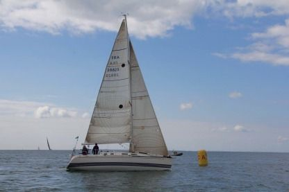 Rental Sailboat X Yachts X 332 S Arradon