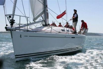 Charter Sailboat Beneteau First 40.7 Hamble-le-Rice