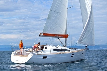 Rental Sailboat ELAN ELAN 45 Impression Split