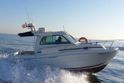 Hire Motorboat STARFISHER 840 Huelva