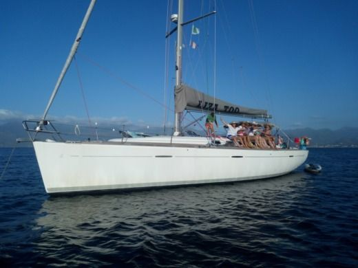 Beneteau First 47.7 à Rosignano Solvay entre particuliers