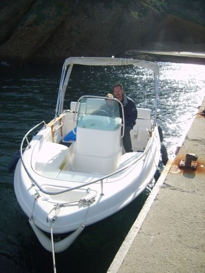 Rental Motorboat Marinello Fissher Man La Ciotat