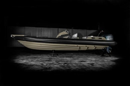RIB Bsk Skipper 4U 95 for hire