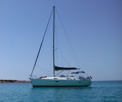 Beneteau Oceanis 361 CLIPPER in Saint-Mandrier-sur-Mer for hire