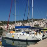 Beneteau Cyclades 43.4 in Volos for hire