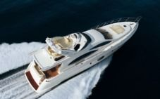 Motorboat Azimut Azymut 68 for hire