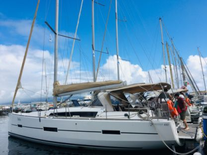 Charter Sailboat Stella - Dufour 410 Grand`large (3 Cabins, From 2016) Horta