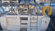 Sailboat Beneteau Cyclades 433 for hire