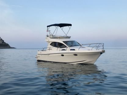 Rental Motorboat Starfisher 34 Andora