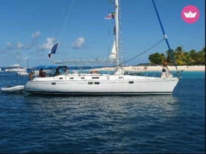 Rental Sailboat Beneteau Oceanis 440 Rodney Bay