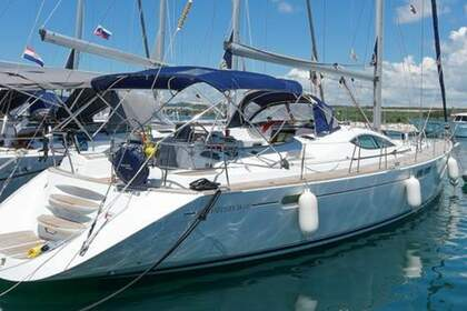 Hire Sailboat JEANNEAU SUN ODYSSEY 54 DS Cannigione