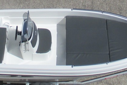 Rental Motorboat Karel 480 Vourvourou
