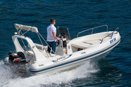 Location Semi-rigide MAESTRAL SUZUKI DF 140 hp 4 stroke Dubrovnik