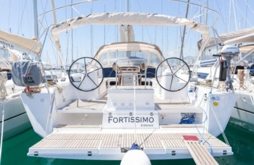 Sailboat Dufour 500 Grand Large (Fortissimo) for rental