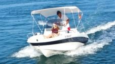Charter Motorboat Remus 450 Torrevieja